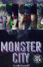 Monster City by KumikoKazami19