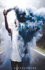 Héroe l Percy Jackson l by Alexa-Zamora