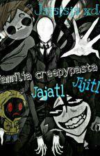 Familia creepypasta :v ❤ [EDITANDO] by Diiana_Aviila