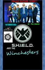 SHIELD and the Winchesters. Agents of SHIELD+SPN by The_Squish