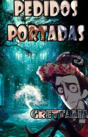 Pedidos De Portadas (ABIERTO) by GRETTALIA