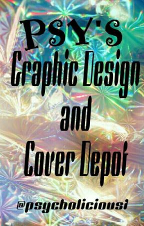 PSY'S GRAPHIC DESIGN & COVER DEPOT(OPEN) by psycholicious1