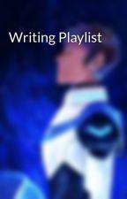 Writing Playlist by michaelaraeh_