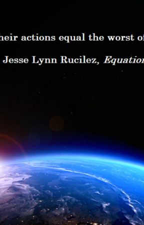 Equation (Short Story Excerpt) by Jesse_Lynn_Rucilez