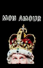 Mon Amour (King George x Reader) by Fujoshi-Qu33n