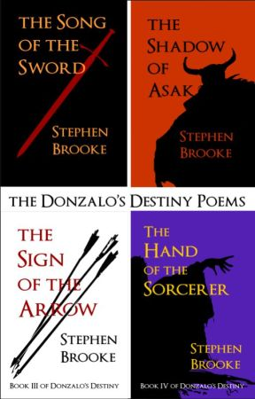 The Donzalo Poems by stephenbrooke