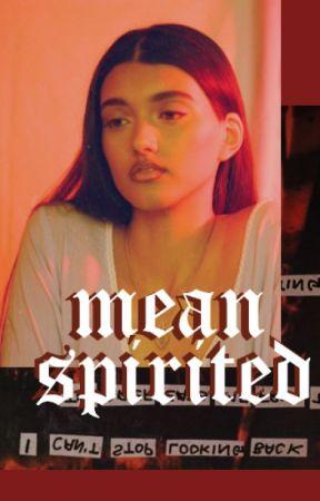 mean spirited ━ (felix volturi) by sectumsirius