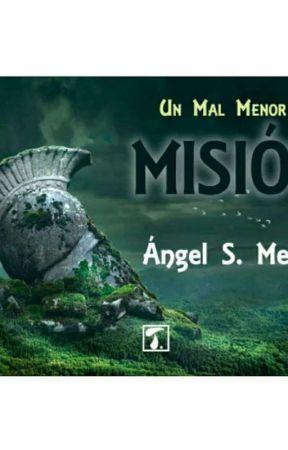 Un Mal Menor I by pAngelSanchezMelian
