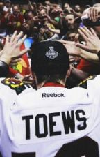 Broken and Healing. - Jonathan Toews fanfic by itsheidiiiiii