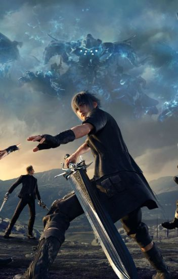 Final Fantasy Xv The Prince And Crystal Gems
