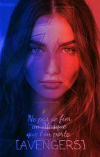 Ne pas se fier au Masque que l'on porte {AVENGERS} by Eimalya