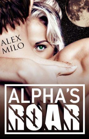 Alpha's Roar by bepositivealex92