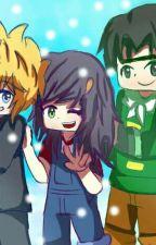 Verdad O Reto Con Los Del Minecraft Story Mod  by lucicat-chan
