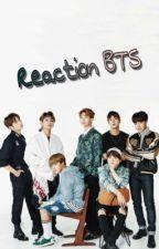 Реакции BTS by solina__alina