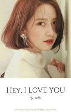 Hey, I Love You by yuliaaku