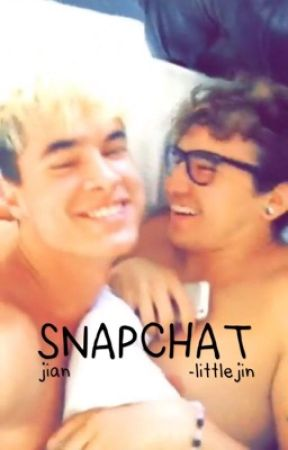 snapchat ― jian by -kianandjaysee