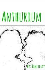 Anthurium by Honeylucy