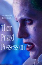 Their priced Possession {Joker x Reader x Harley} by PASTELLETE