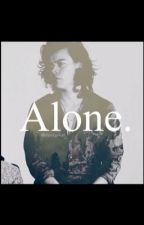 Alone. >> h.s. by ifancyniall_