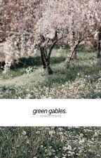 GREEN GABLES    plot shop by annEcommunity