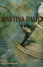 Martina Dalier by IslaCassiopea