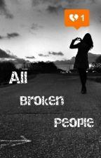 All Broken People by kajinuska