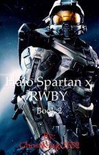 Halo Spartan x RWBY Book 2 by GhostKing-2552