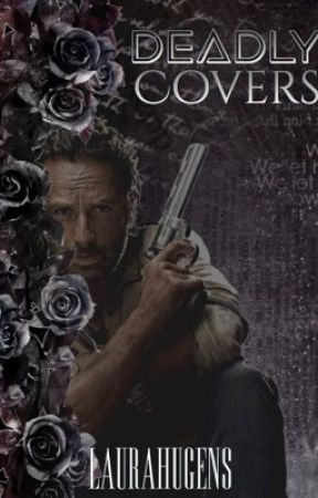Deadly Covers - cover book by laurahugens