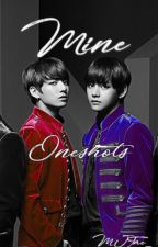 Mine ~ Vkook Smut by mjtae_