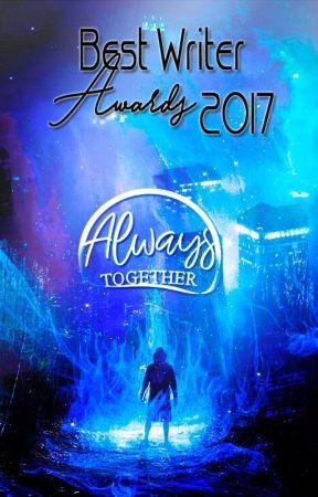 Best Writer Awards 2017  #BWAT2017 by TeamAlwaysTogether