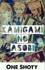 Kamigami no Asobi - OneShoty by KinShiroi