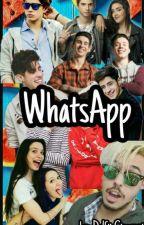 WhatsApp [Youtubers Argentinos/Uruguayos y tú] by DelfiiCiceroni