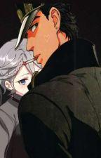 His Princess Her Bodyguard (Jotaro x Chubby!Reader) by MochiPie97