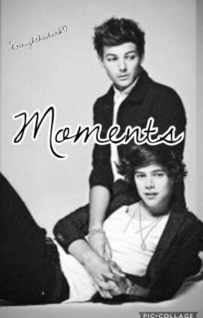 Moments//Larry Stylinson by Throughthedark97