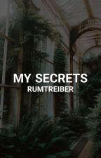 Meine Geheime Kraft ~ Rumtreiber FF  by ShizoStorys