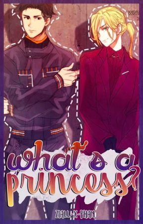 What's a princess? »  Otabek x Yurio  ● Omegaverse. by ziall-x-phan