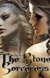 The Stone Sorceress by ErosIII