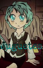 """""""Juguetes"""" [Ciphercest] by Mike_Fujoshi-Chan"""