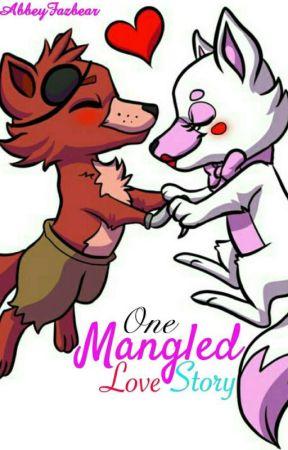 Foxy X Mangle: My Unbroken Love by AbbeyFazbear