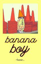 Banana Boy ⇝ Osomatsu-san  by -Lxser_