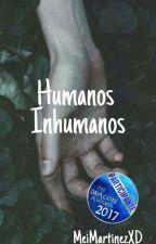 Humanos InHumanos [PAUSADA] by MeiMartinezXD