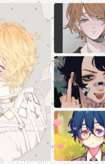 Is this love? {Male Harem X Seme! Male reader} - 👑 𝓚𝓲𝓷𝓰