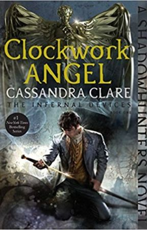 Clockwork Angel by YoursTruly1152