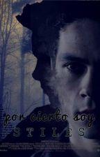 Por Cierto Soy Stiles  by char_lot_te