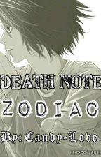 Death Note Zodiac  by -Dark_Hurt-