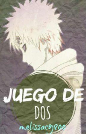Juego de dos - Gaara Y Tú  by melissacg200