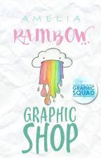 Rainbow; Graphic Shop [CLOSE!] by UnicornGraph