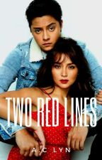 Two Red Lines  by aACIee