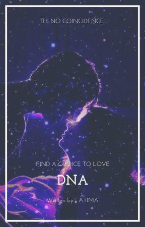 DNA by FairySalvatore