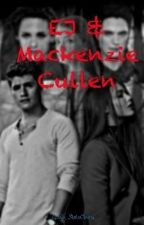 EJ & Makenzie Cullen (Renesmee's twin brother and sister) by Lex_SlytherClaw772